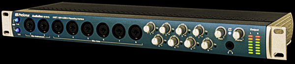 Interface PreSonus
