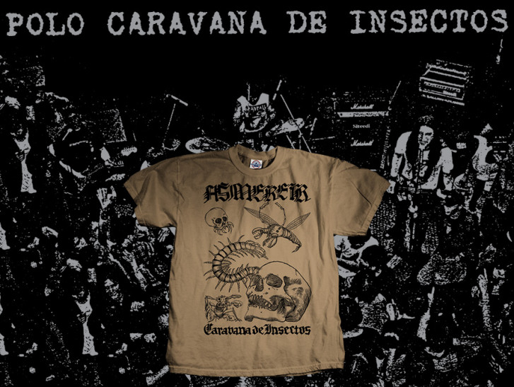 Polo 'Caravana de Insectos'